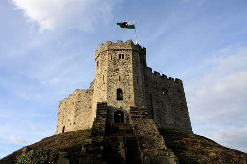 Cardiff Castle 卡地夫城堡