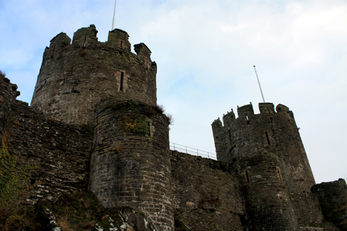 Conwy Castle 康威城堡