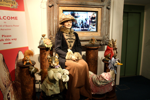 The World of Beatrix Potter Attraction 畢翠斯波特的世界