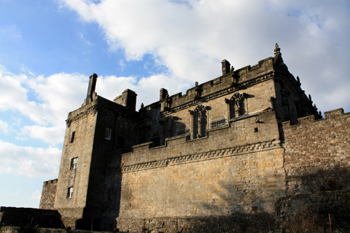 Stirling Castle 斯特靈城堡